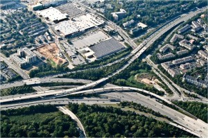 I-85 GA400 Interchange