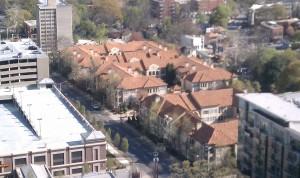 Tuscany Condominiums Midtown Atlanta